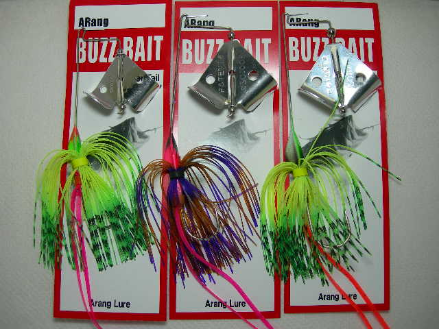 [korea+usa]아랑 2011 Buzzbait(1/8,1/4,3/8,1/2oz)