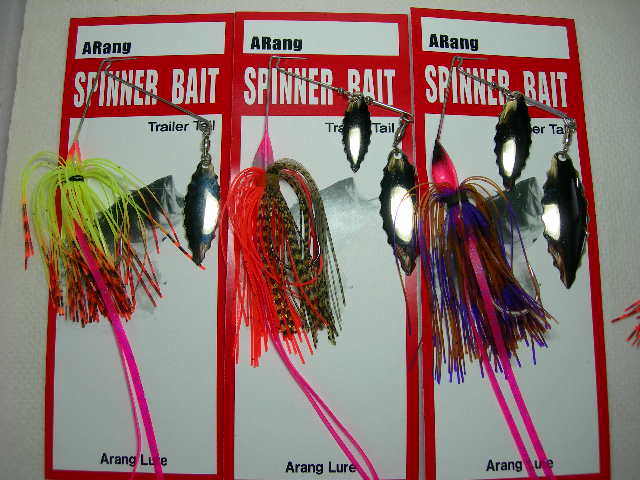 [korea+usa]ARang S/Bait2011�����-1/8,1/4,3/8,1/2oz