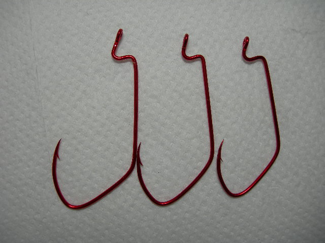 [Japan]Matzuo Sickle Worm Hooks.